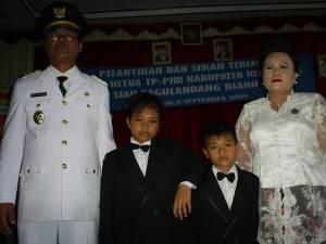 Keluarga Piet Kuerah