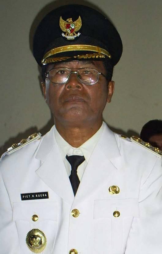 Drs. Piet Hein Kuerah. Wakil Bupati Pertama Kabupaten Kepulauan Siau Tagulandang Biaro Periode 2008-2013, Pilihan Rakyat