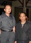 Bupati Tony Supit dan Idrus Mokodompit
