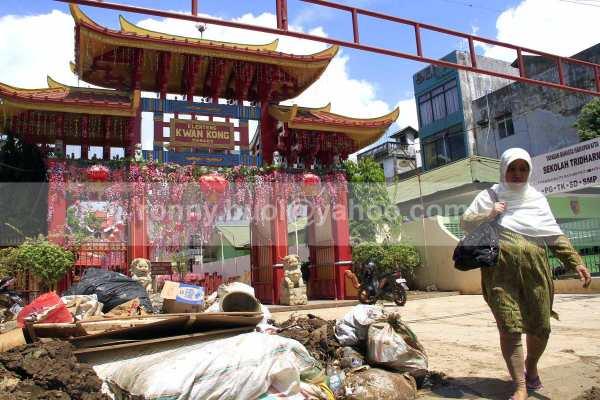 Klentenfg dan Banjir Manado