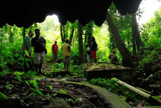Suasa alam sekitar Goa Weta
